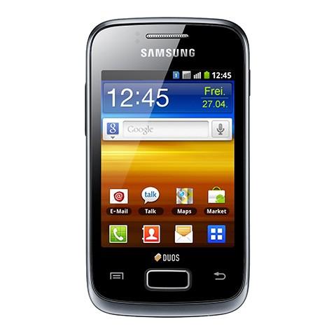 Vender móvil Samsung Galaxy Y Duos S6102