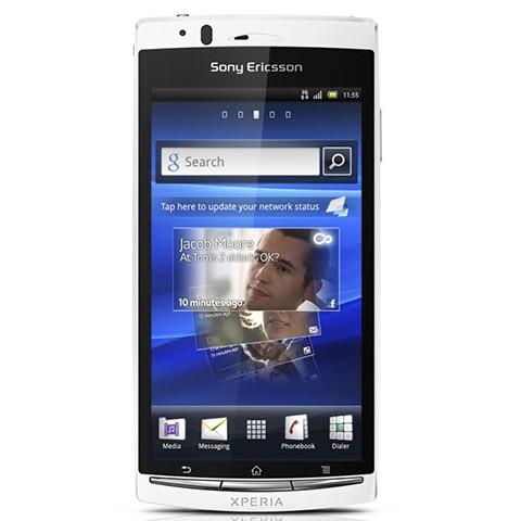Vender móvil Sony Xperia Arc S