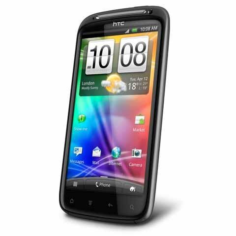 Vender móvil HTC Sensation