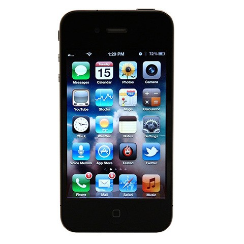 Vender móvil Iphone 4S 8GB