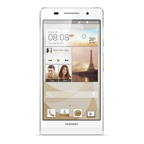 Vender móvil Huawei Ascend P6