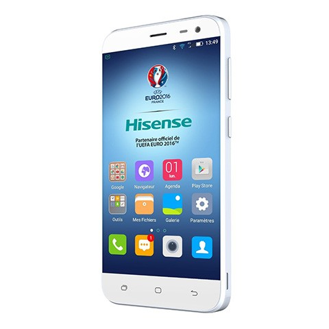 Vender móvil Hisense D2