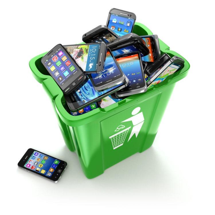 moviles reciclados