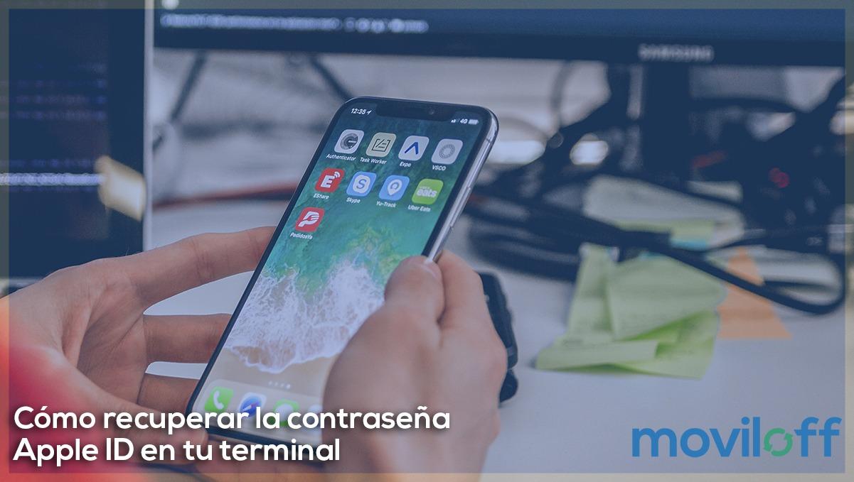 Cómo cambiar la contraseña Apple ID en tu terminal