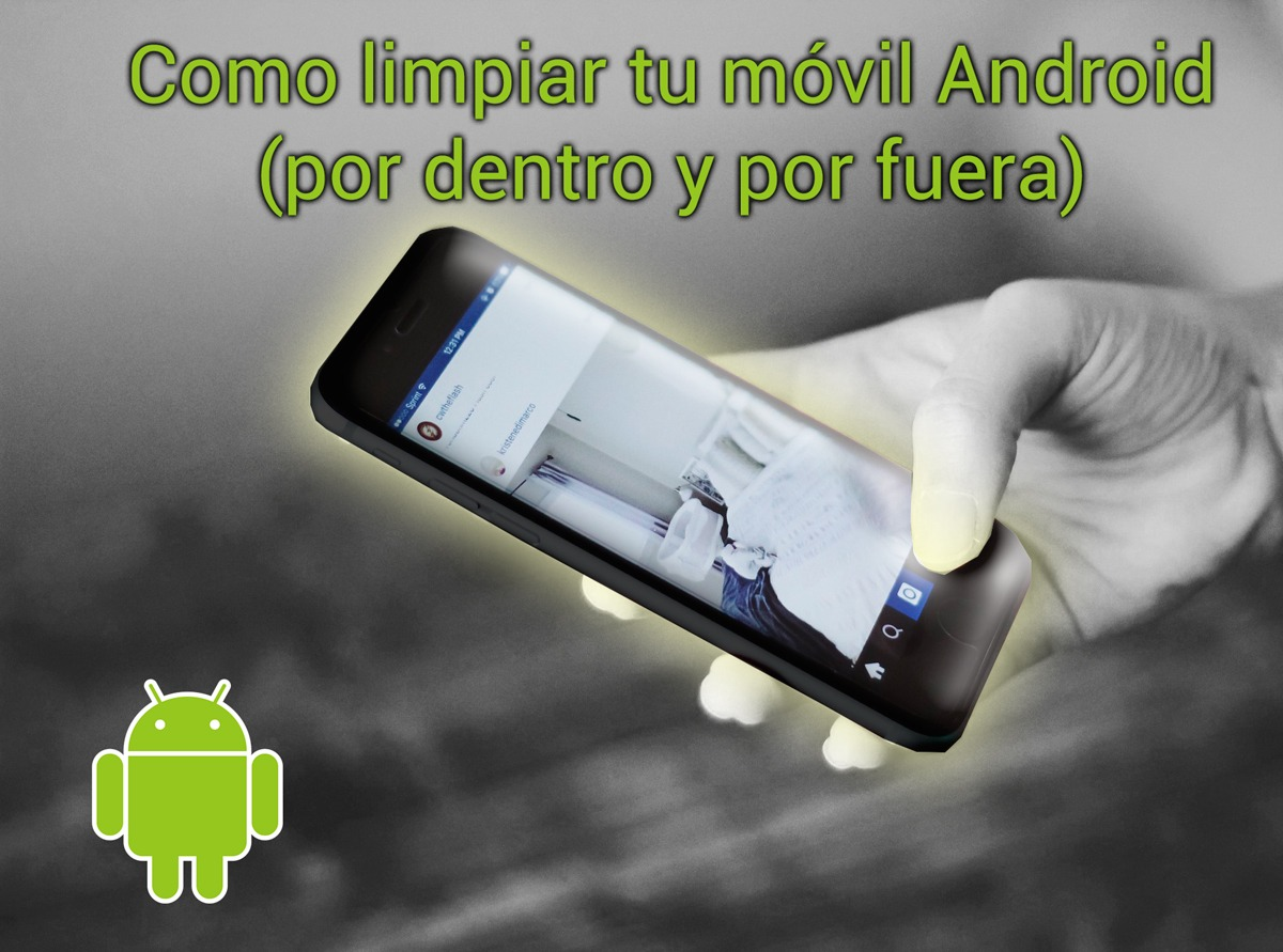 como limpiar movil android
