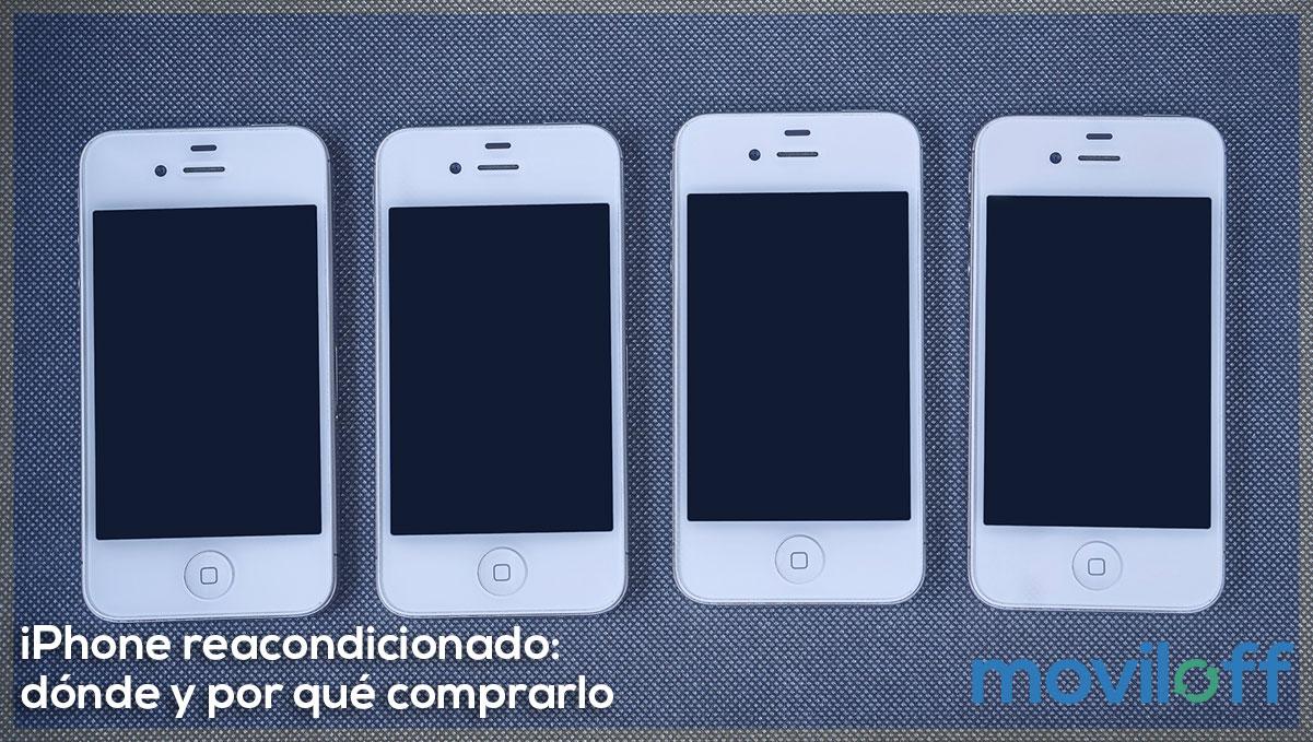iphone reacondicionado