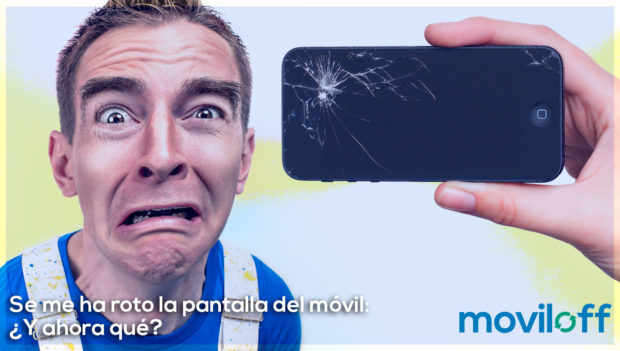 Se me ha roto pantalla del movil